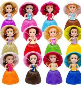 кекс-куклы вся коллекция 🍰