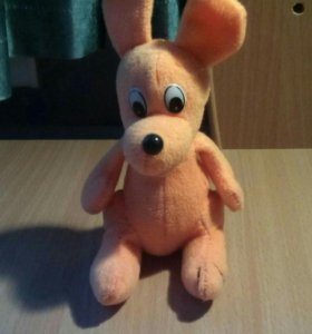 Мягкая игрушка кенгуру