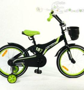 "Велосипед детский Nameless CROSS 14"""