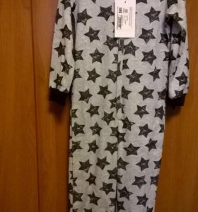 Детская пижама-слип