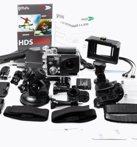 Новая экшен-камера