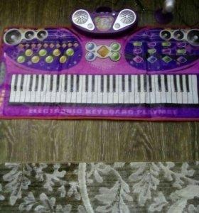 Пианино-караоке