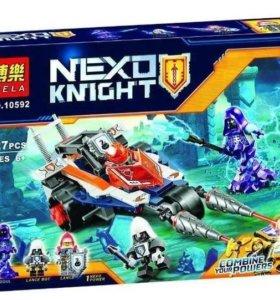 Аналог lego Конструктор bela Nexo Knights