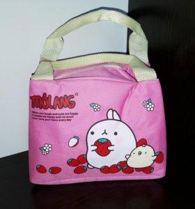 Новая детская сумка-термос для ланча