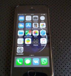 Продам или обмен iPhone 5s