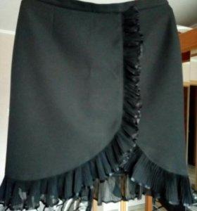 Нарядная юбка, р.48-50