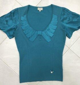 Блузка с шелком Karen Millen