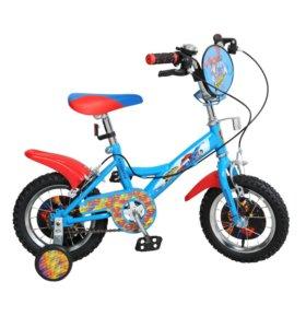 """Велосипед детский Navigator """"Супермен"""" 12"""""""