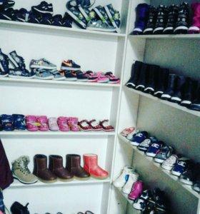 Детская одежда и обувь по низким ценам