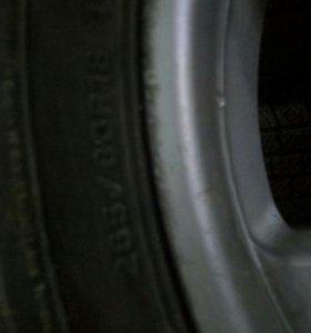 колеса ленд крузер 100