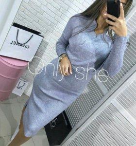 Платье новое,шерстяное