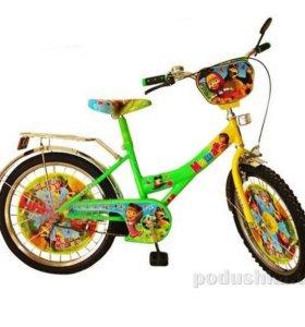 """Велосипед детский Navigator """"Маша и Медведь"""" 14"""""""
