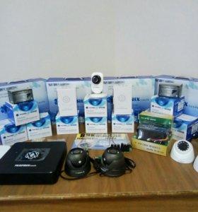 товары для видеонаблюдения