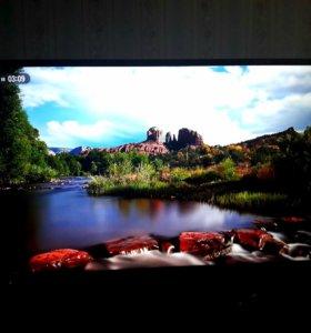 "Телевизор жк Samsung smart 32"""