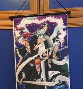 Плакат. Аниме