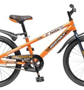 """Велосипед детский Novatrack Juster 20"""""""