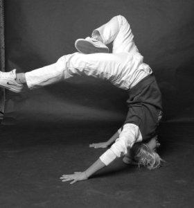 Хип-хоп! Тренировки для детей от 5 лет и взрослых