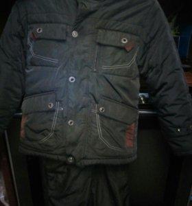 Пуховик,куртка, штаны зимние