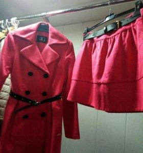 Пальто, новое,