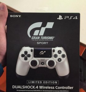 DualShock 4 PS4 limited edition Gran Turismo Sport
