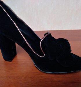 Туфли новые, размер 36-37