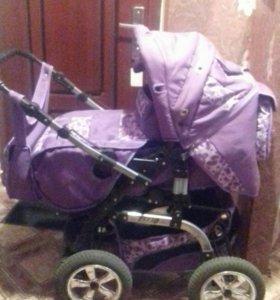 Детская коляска +много чего еще
