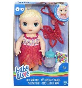 Hasbro Baby Alive Малышка-фея