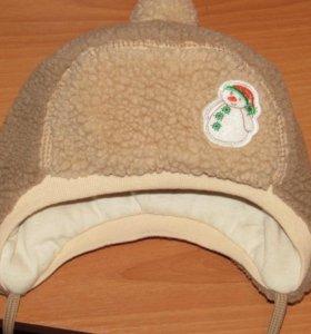 шапочки зима