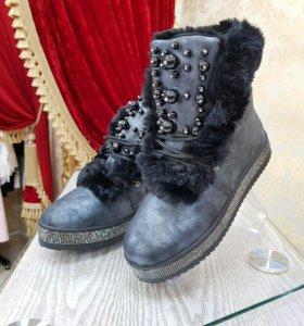 🔴 Зимние ботинки
