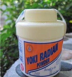 Антибактериальный тальк Yoki 100 грамм, Тайланд