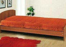 Продается 2х спальняя кровать,без матраса.