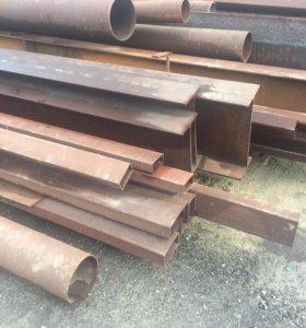 Метал разный 50-60 тонн