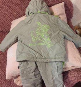 Куртка со штанами осенний -весенний