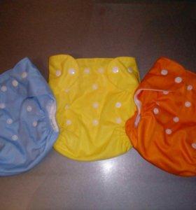 Детские многоразовые подгузники