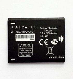 Аккyмулятор Alcatel CAB310000C1
