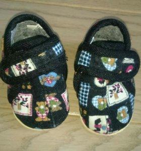 Туфельки сандалии 19 20 размеры
