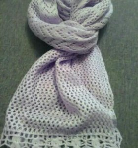Зимний шарф новый