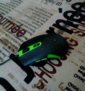 Мышка игровая с подсветкой