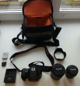 Фотоаппарат canon x4