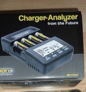 Зарядное устройство MAHA C-9000 Powerex продам
