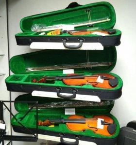 Скрипки, смычки...М-н Драйв