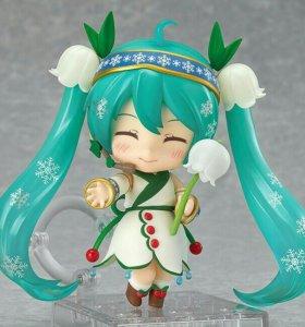 Нендроид Snow Hatsune Miku 2015