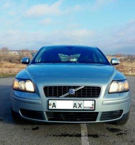 volvo s40 2007 1,6 мкпп