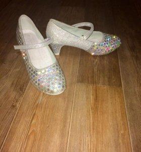Туфли праздничные!