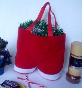 Упаковка- сумка для подарков 🎁