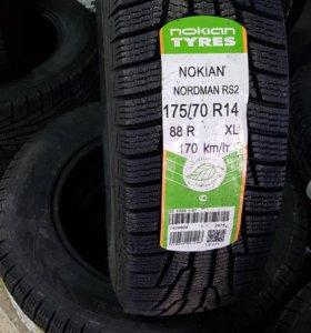 175/70R14 88R Nokian Nordman RS2 XL