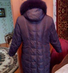 Зимнее пальто БОЛЬШОЙ РАЗМЕР