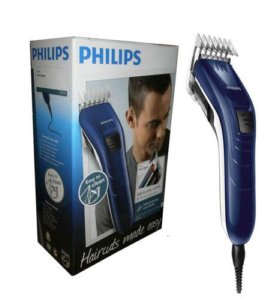 Машинка д/стрижки Philips QC512515 новая гар-я 2г.