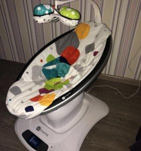 Кресло качалка 4moms Mama Roo