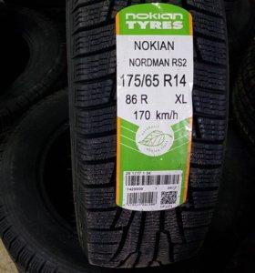 175/65R14 86R Nokian Nordman RS2 XL